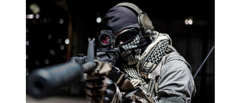 Call of Duty Ghosts - perex