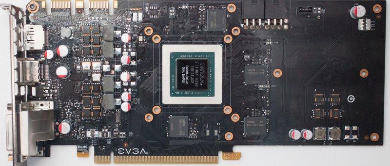 Evga Geforce Gtx 970 Pcb