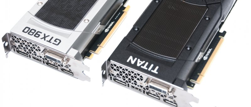 Geforce Gtx 980 Vs Geforce Gtx Titan X