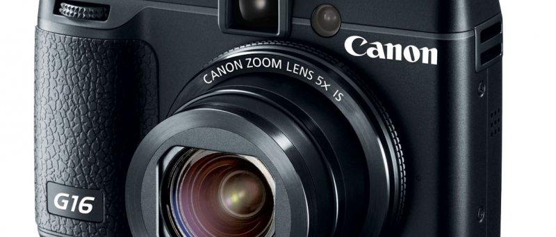 Canon PowerShot G16 - Obrázek 1