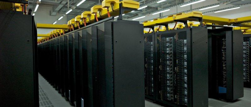 IBM SuperMUC supercomputer