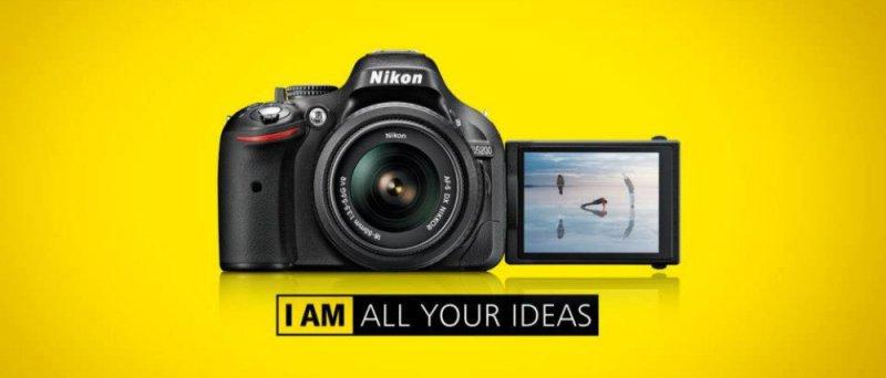 Nikon D5200 for perex