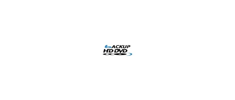 BackupHDDVD/Bluray logo