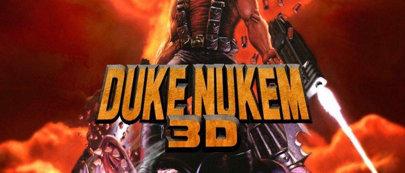 Duke Nukem 3D obal