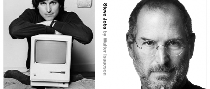Steve Jobs: A Biography, cover