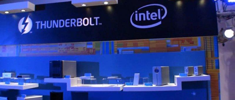 Intel Thunderbolt na Computexu 2012__
