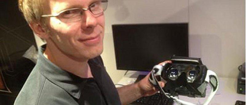 John Carmack 2012