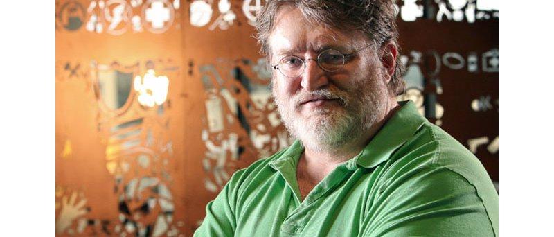 Gabe Newell 2012