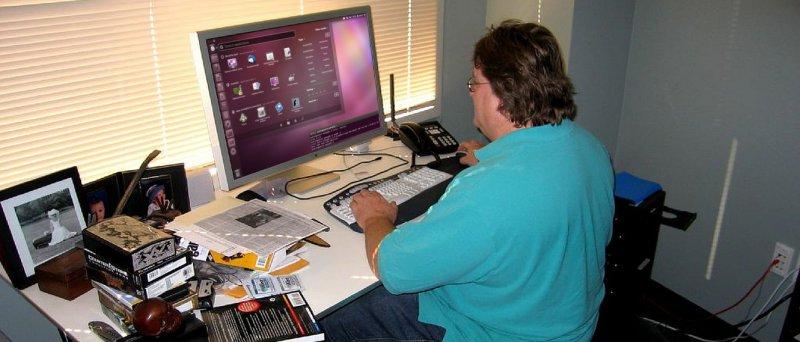 Gabe Newell a Ubuntu Linux
