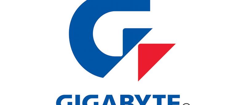 Gigabyte logo 2012