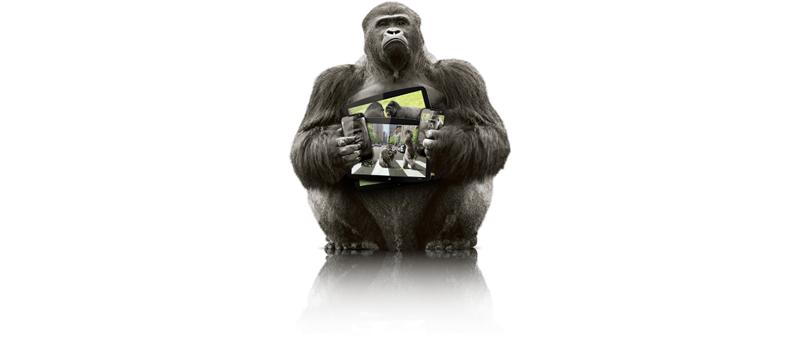 Gorilla Glass logo