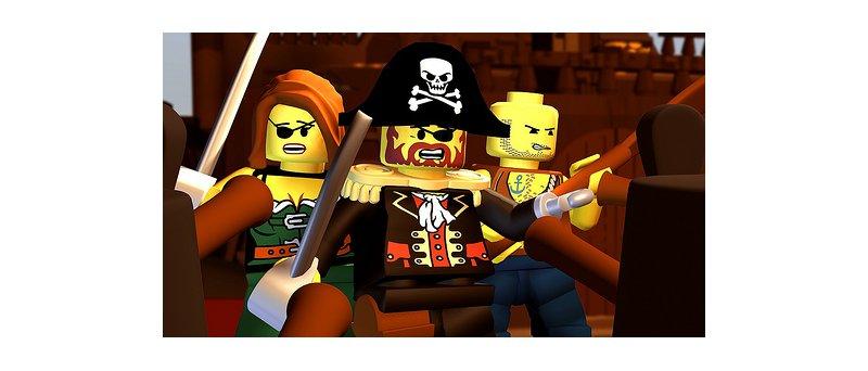 LEGO Pirates (piráti)