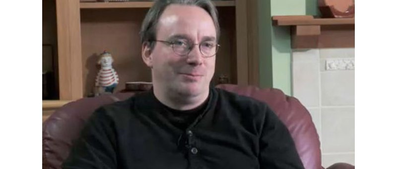 Linux Torvalds 2012