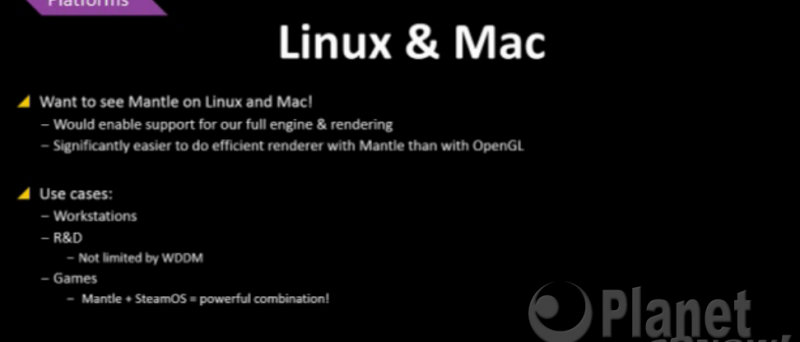 AMD Mantle Linux