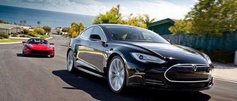 Tesla Motors Model S___