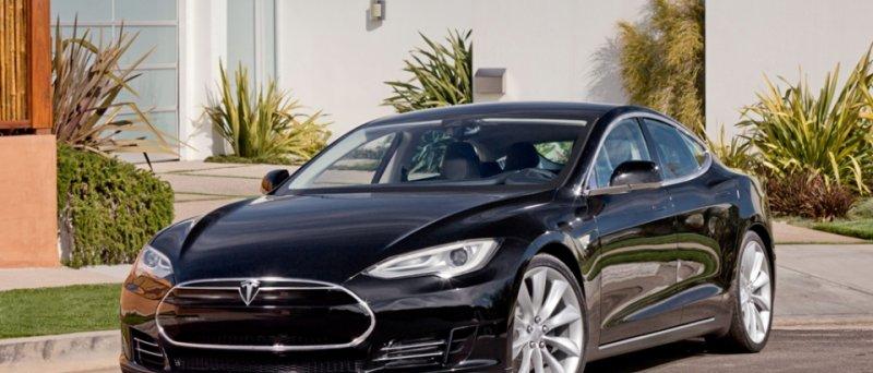 Tesla Motors Model S_