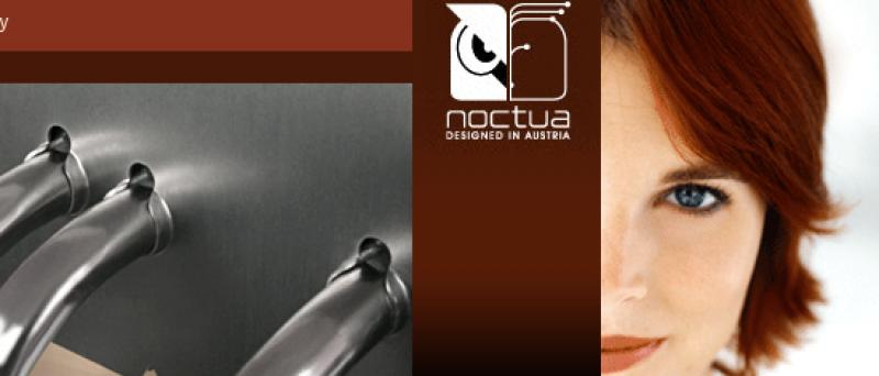 Noctua logo perexový