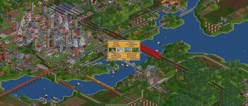 OpenTTD, Mageia Linux 2