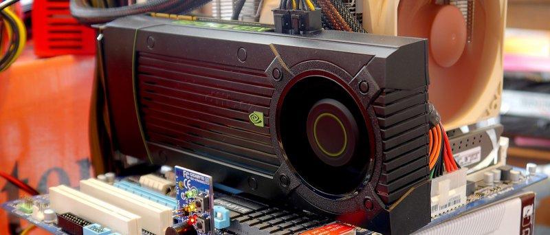 GeForce GTX 670: v testovacím PC__