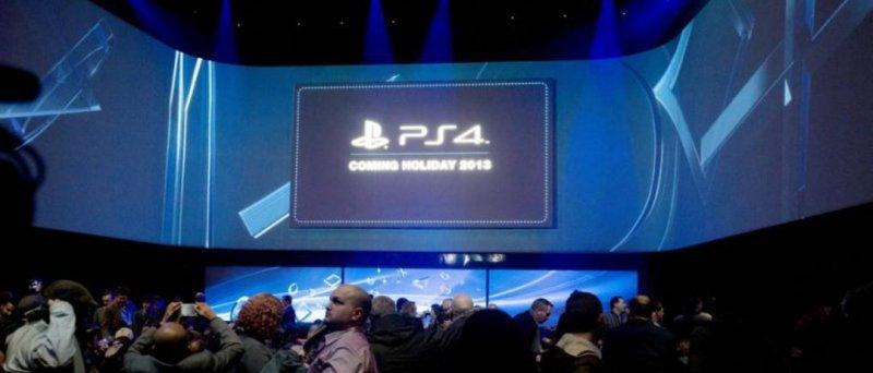 Představení Playstation 4
