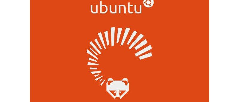 Ubuntu 13.04 logo