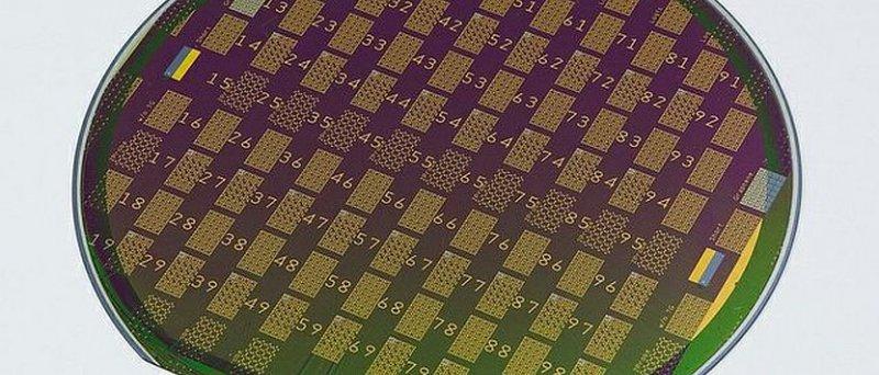Wafer s grafenovými tranzistory, Samsung