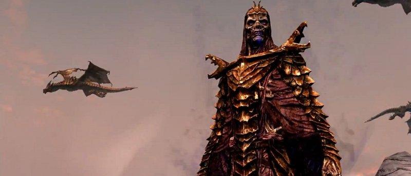 Skyrim - Dragon Priest