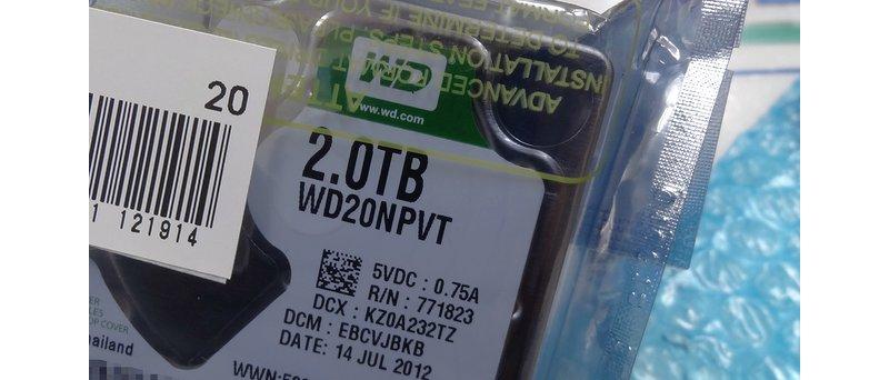 Western Digital WD20NPVT_