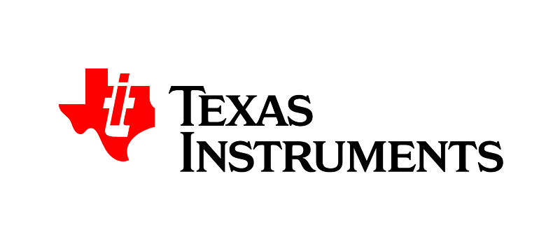 Texas Instruments logo TI 2012