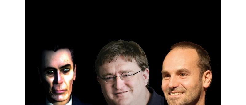 Valve, Canonical, Ubuntu, Mark Shuttleworth, Gabe Newell