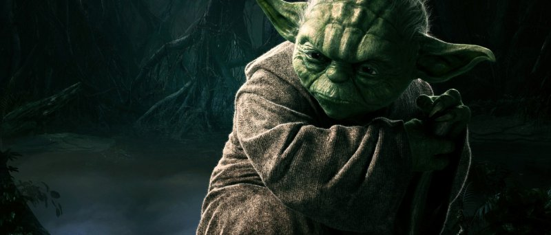 Star Wars Yoda wallpaperr