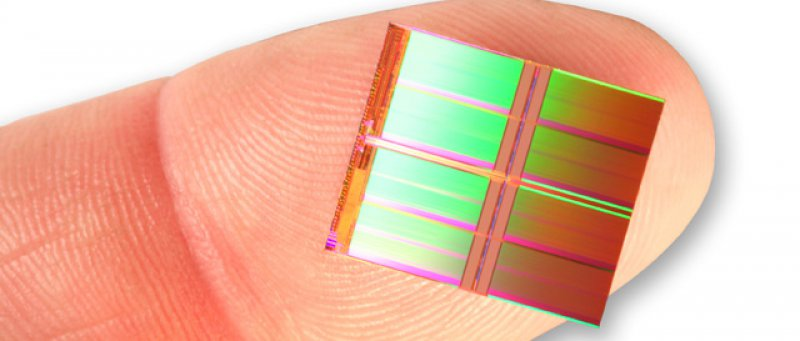 20nm MLC NAND flash micron