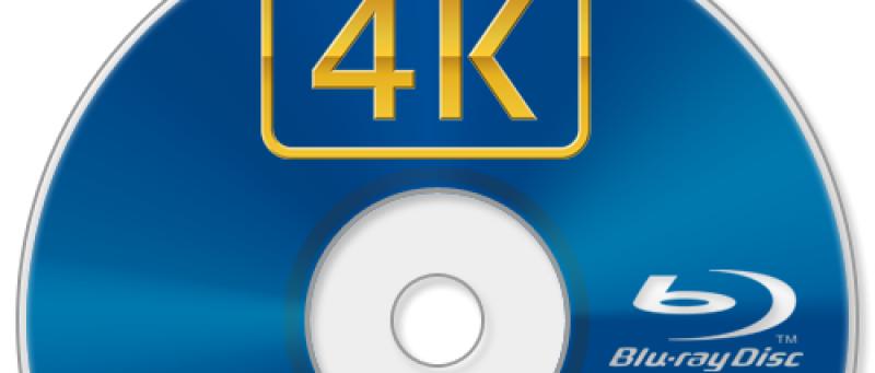 4k Blu-ray