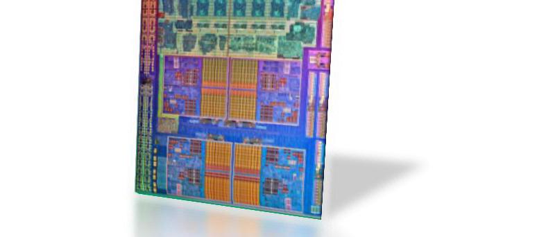 AMD Llano die (3D