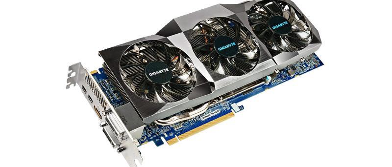 Gigabyte Radeon HD 6870 Windforce 3X GV-R687UD-1GD (rev. 1.0)