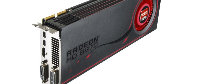 AMD Radeon HD 6970 referenční