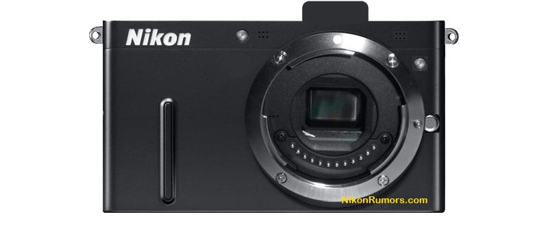 Nikon X810 bezzrcadlovka maketa
