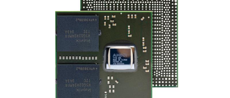 AMD Radeon HD 6460 embedded