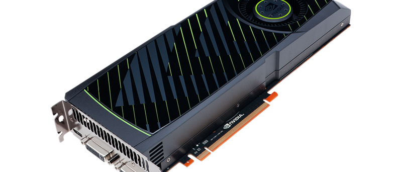 Nvidia GeForce GTX 560 Ti 448 SP GF110