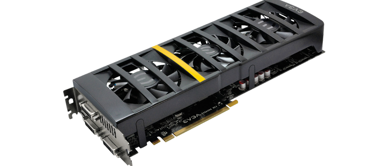 EVGA GeForce GTX 560 Ti 2Win