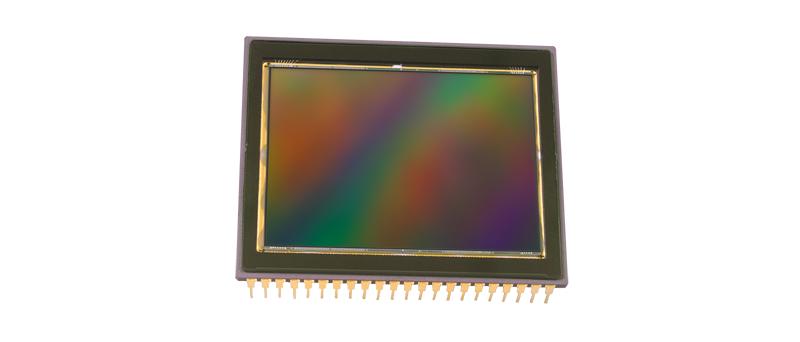 Kodak CCD 38,8 mm x 50,0 mm full-frame 4K x 5,4K