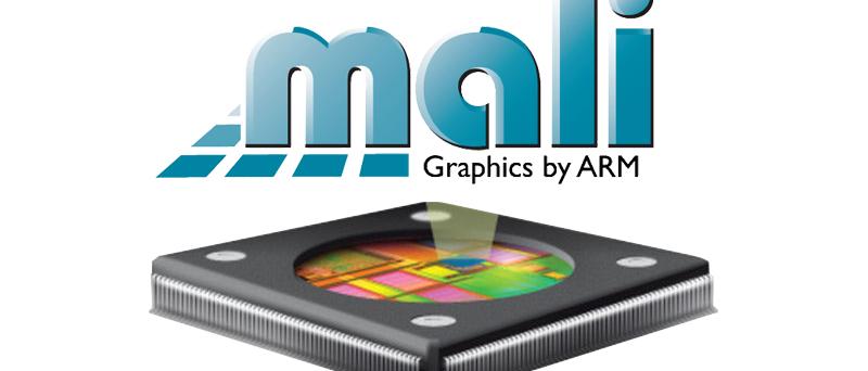mali logo s GPU