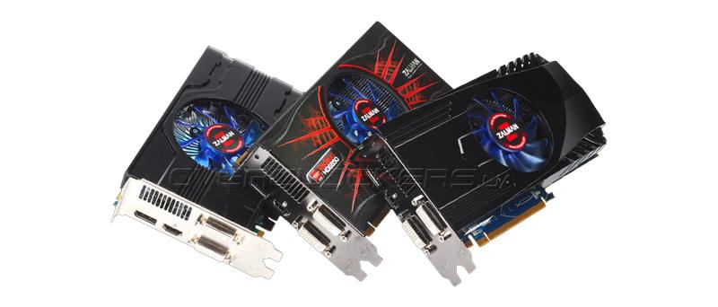 Zalman Radeon HD 6000