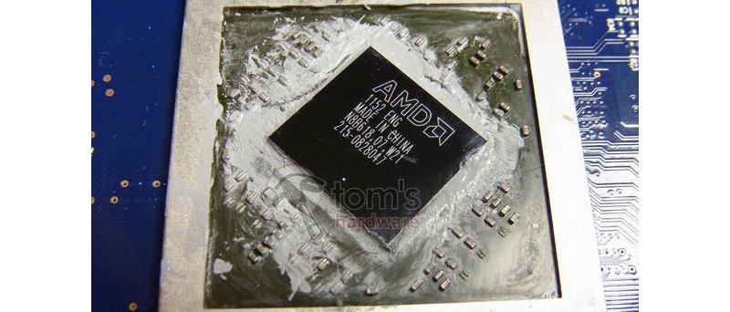 AFOX Radeon HD 7850 768 SP GPU