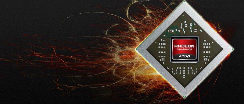 AMD Radeon HD 7000M logo