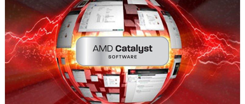 AMD Catalyst logo velké