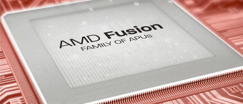 AMD Fusion APU 2