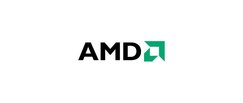 AMD logo střední