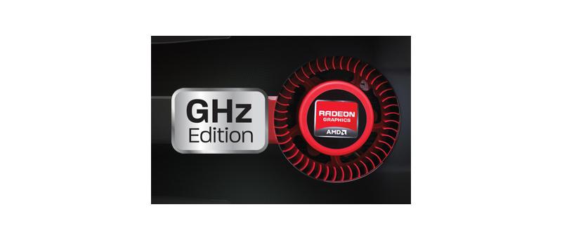 AMD Radeon HD 7000 GHz edition logo