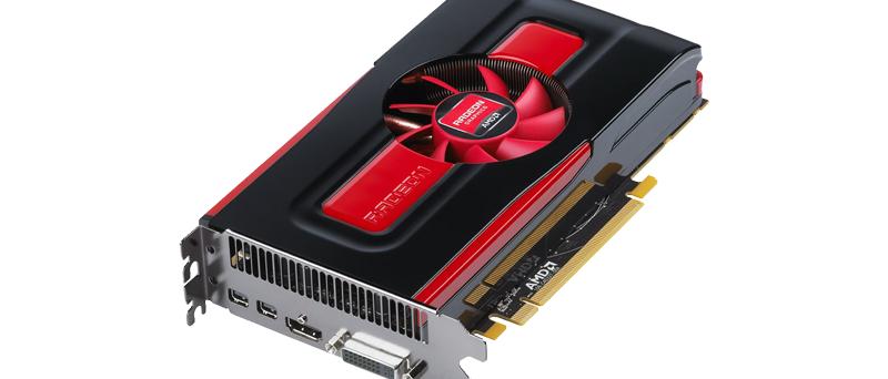 AMD Radeon HD 7850 izo